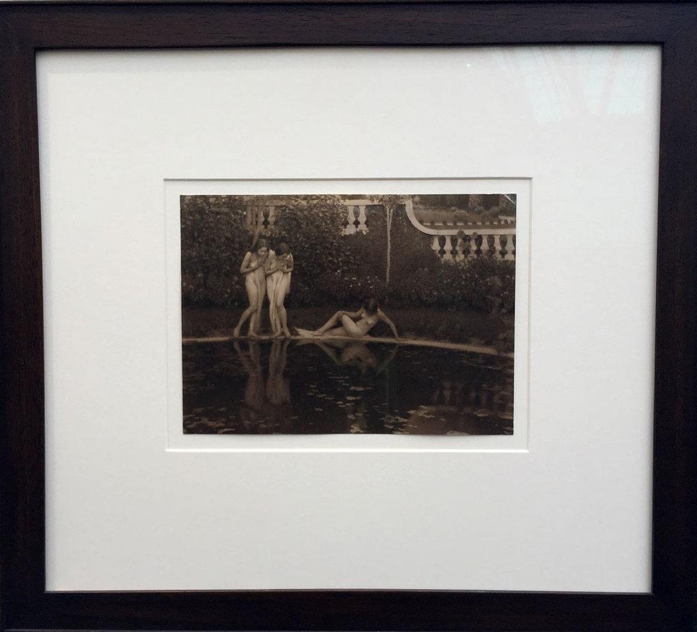 Early Edward Weston Photograph