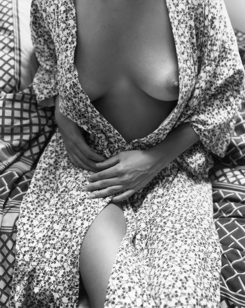 Kim Weston | Nude in Robe 1