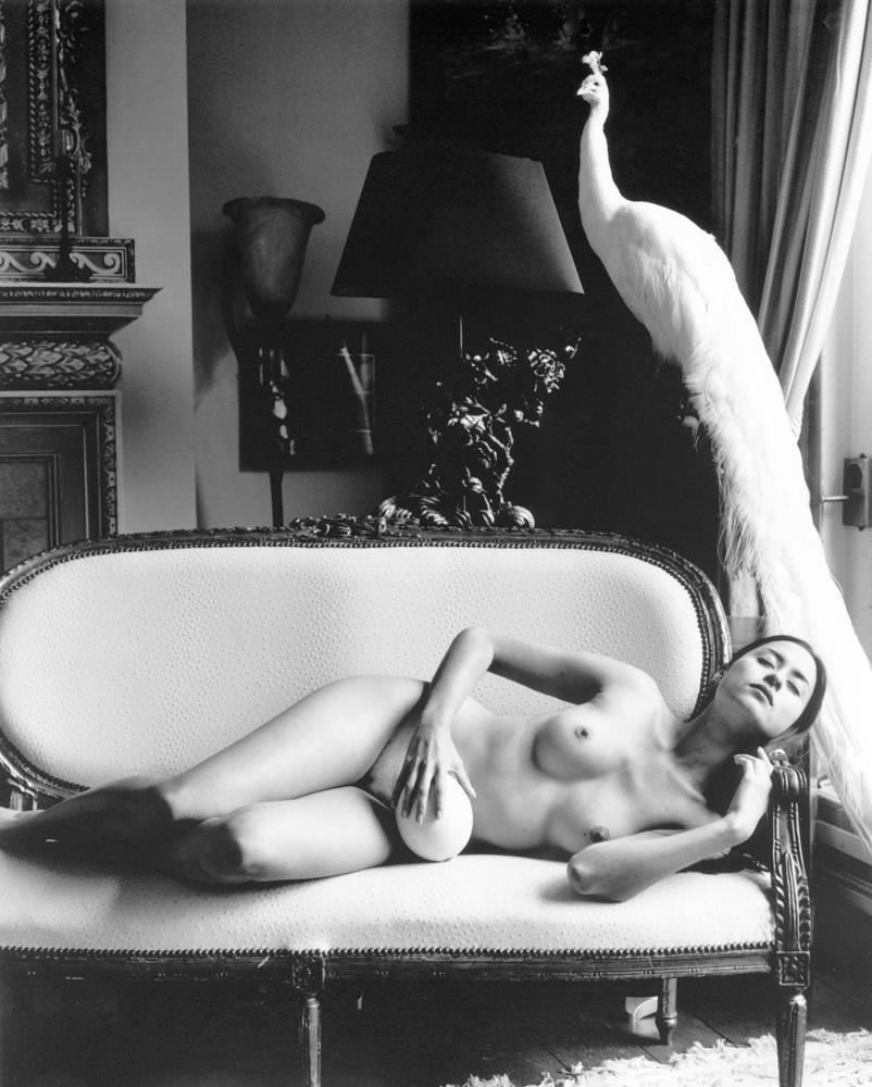 Kim Weston | Nude and Peacock