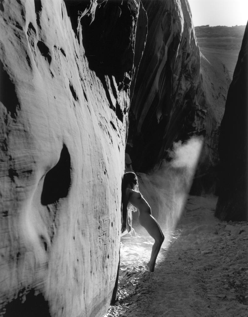 Kim Weston | Nude in Canyon