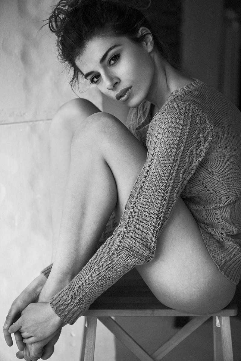 Chiara Bianchino is set to model at an upcoming nude photography workshop with Kim Weston in Germany.