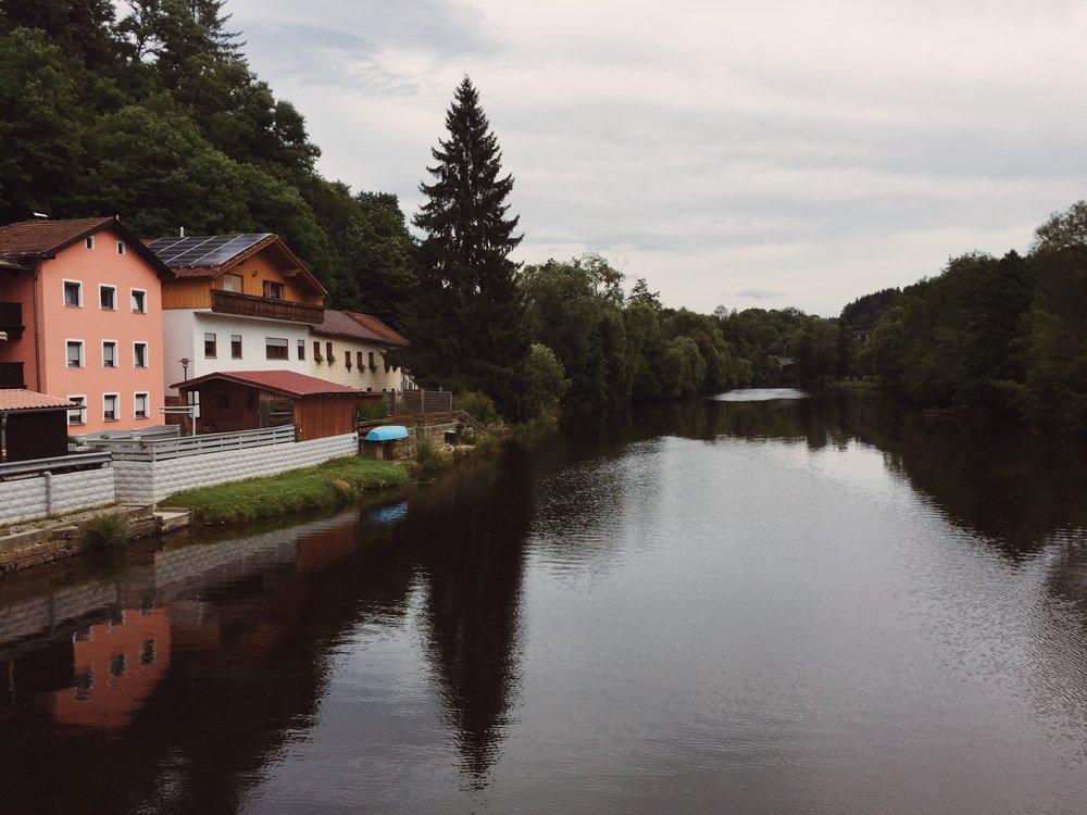 Regan, Germany // July 2017 Photo by Gina Weston