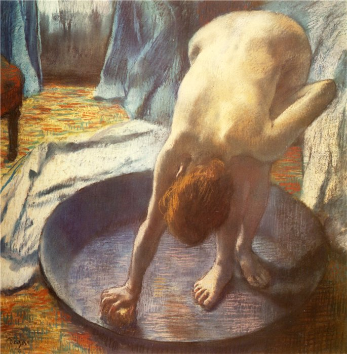 Edgar Degas - The Bather series - Tutt'Art@ (44) (1).jpg