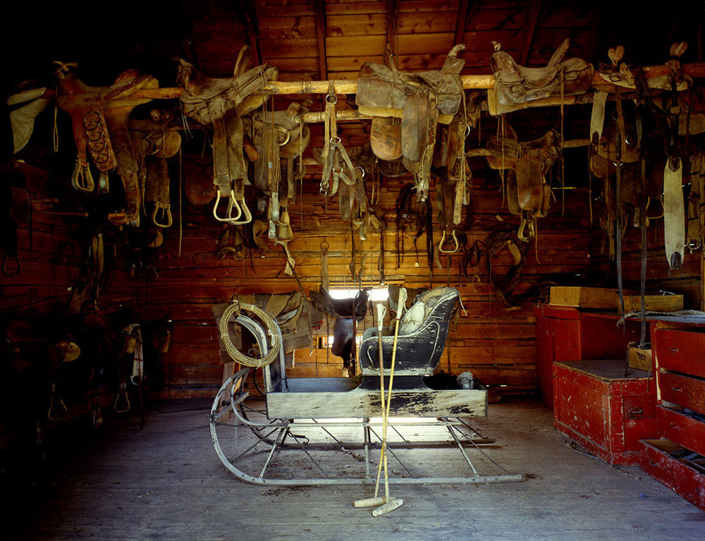 Saddle House