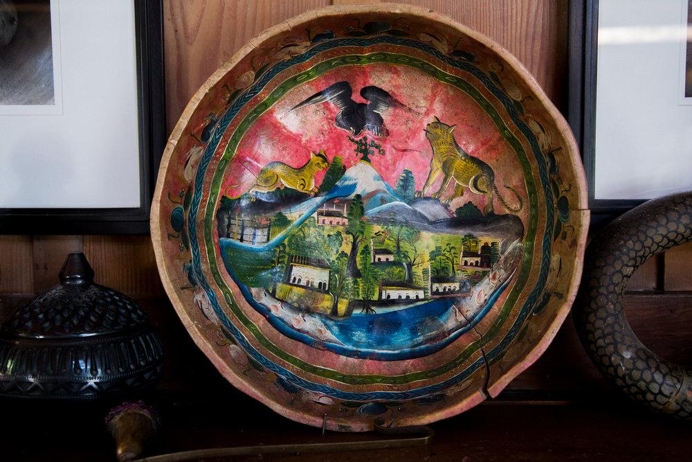 Edward Weston Gourd Bowl