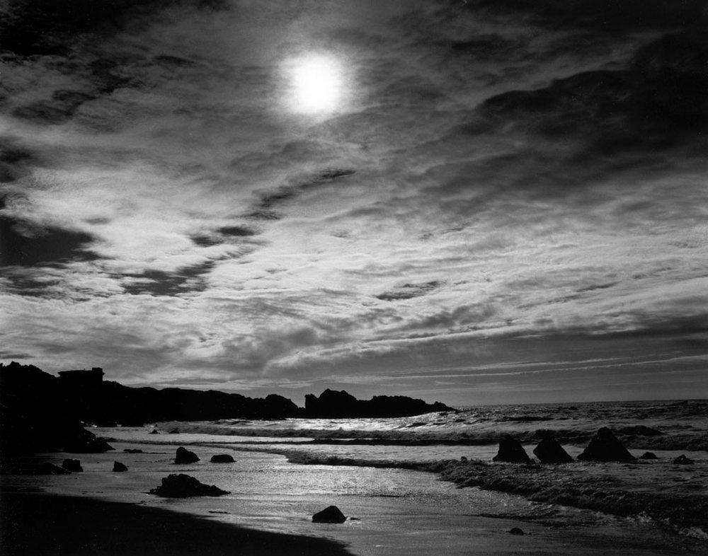 ©Zach Weston - Garrapata Sunset