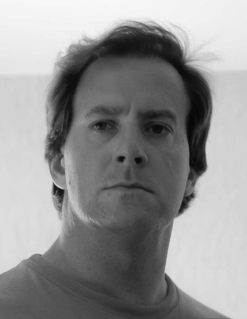 Self Portrait: Alex Davis