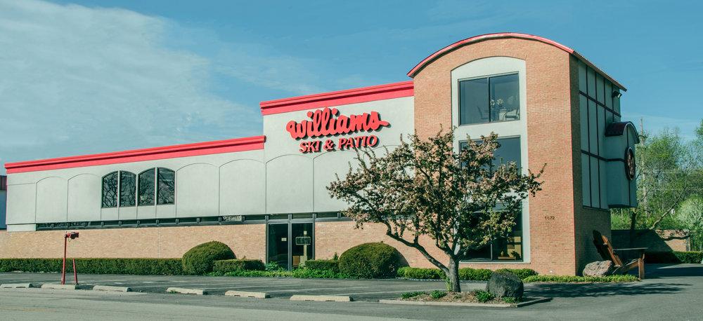 Williams Ski Patio Local Ski Equipment Patio Furniture Shop In Highland Park Il