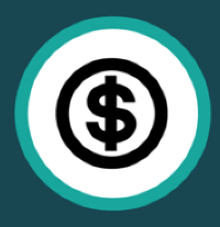 money symbol icon