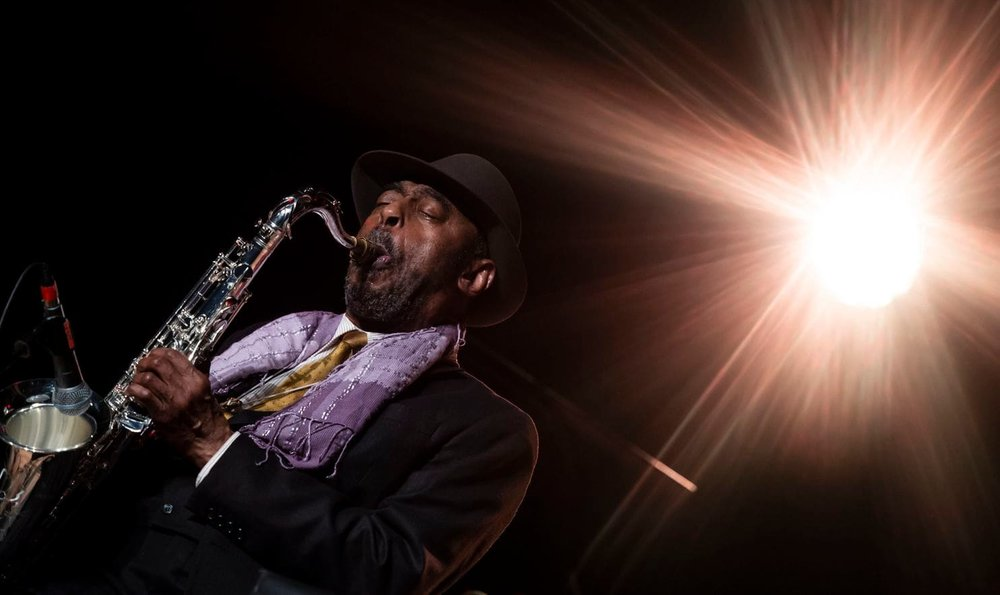 """At 81, jazz titan Archie Shepp's legacy comes into clear focus,""  The Washington Post , February 8, 2019."