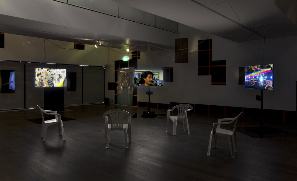 Installation view Gallery 2, Solstice Arts Centre, Ireland.