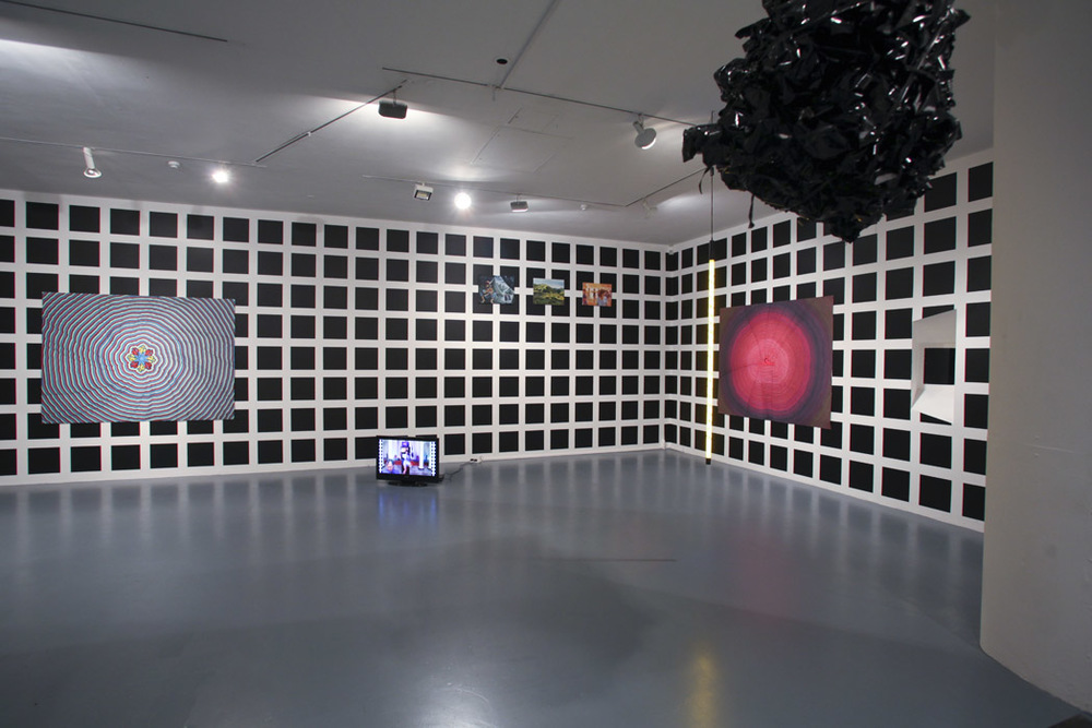 Installation view of 'I know that you believe you understand what you think I said, but I'm not sure you realise that what you heard is not what I meant' (2010)