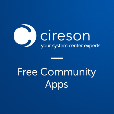 Cireson Free Community Apps