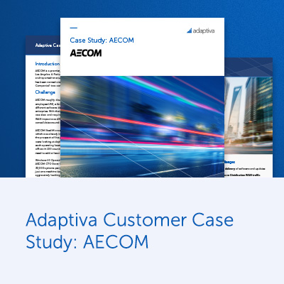 Customer Case Study: AECOM