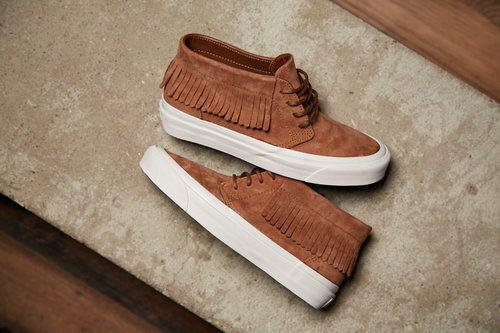 55e77b9f8292 Suede Chukka Moc DX — The General by Vans