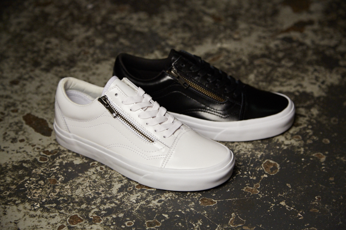 77e969d7465fa Womens Old Skool Zip DX — The General by Vans
