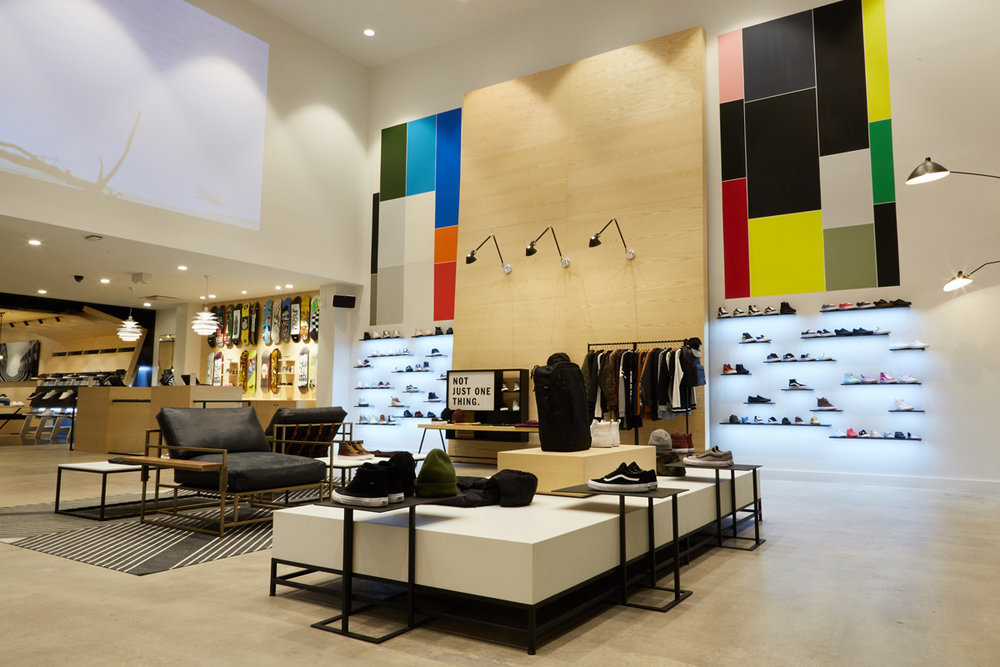 554bba9cf4 The General by Vans Brooklyn Store Opening — The General by Vans
