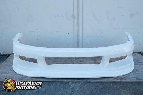 Origin-Labo S13 Silvia +55mm front fenders