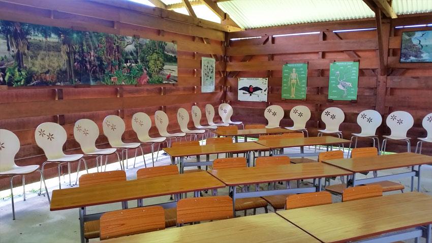 salle pedagogique