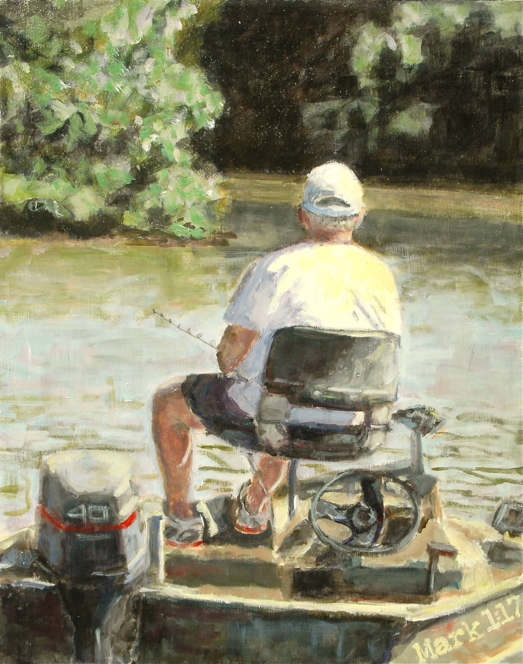 fishing-Christ-christian+art-