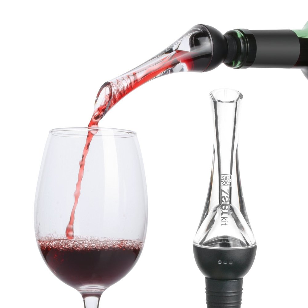Wine Decanter Spout  $9.99                                       Buy on Amazon