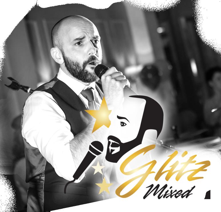 Glitz Mixed Logo