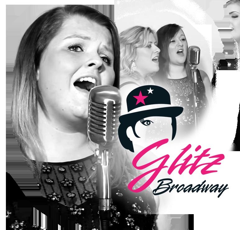 Glitz Broadway Logo and Photo