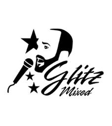 Glitz Mixed Band Logo