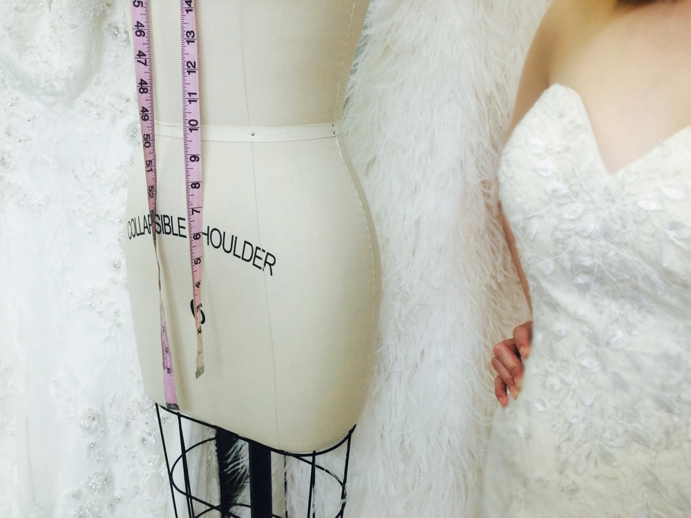 Wedding gown alterationswhat to expect kelly faetanini wedding gown alterationswhat to expect junglespirit Choice Image