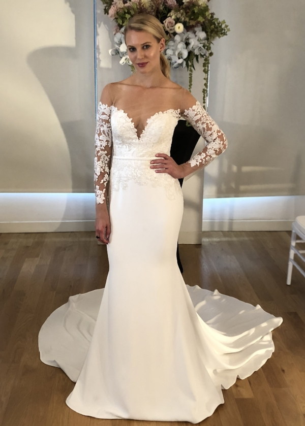 Make Like a Royal  These Are the Long Sleeve Wedding Dresses ... 38dd09279