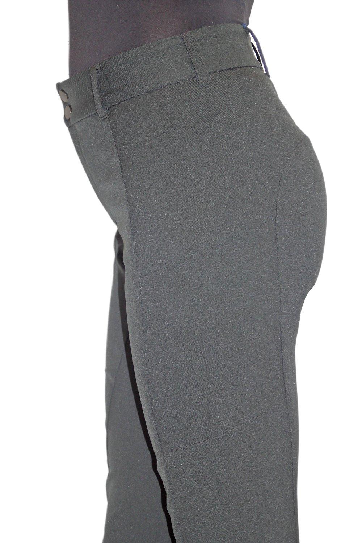 Forest Green - sleek dual side thigh pockets