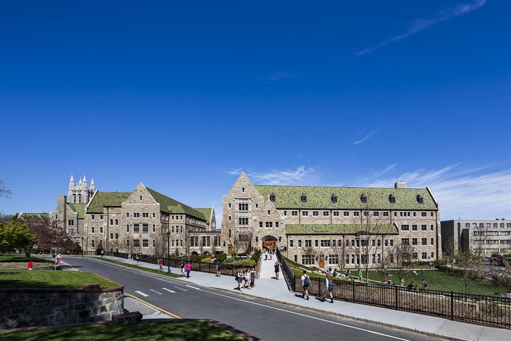 "Commercial/Civic/Institutional/Ecclesiastic ""Boston College, Stokes Hall"" Stokes Hall Tsoi/Kobus & Associates"