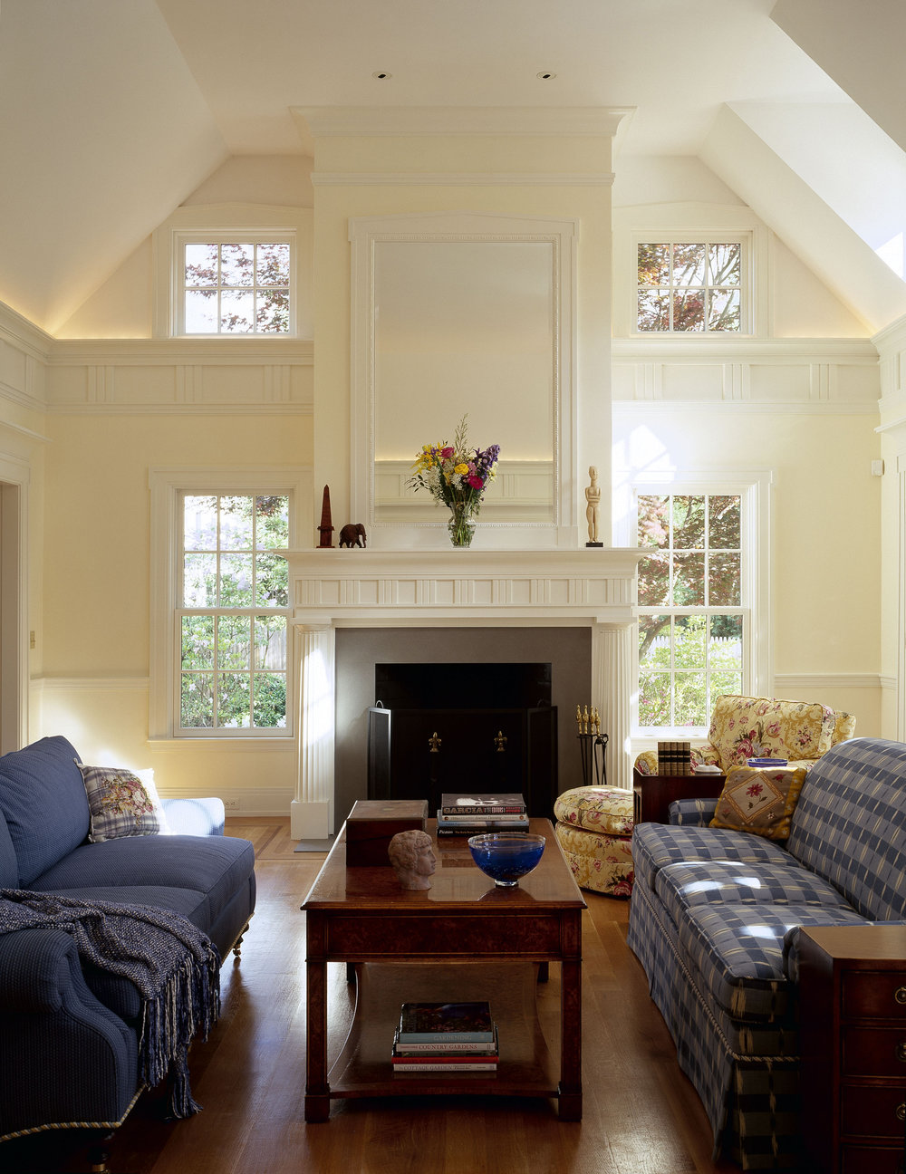 "Best Suburban Residence ""Greek Revival Residence"" Jan Gleysteen Architects, Inc."