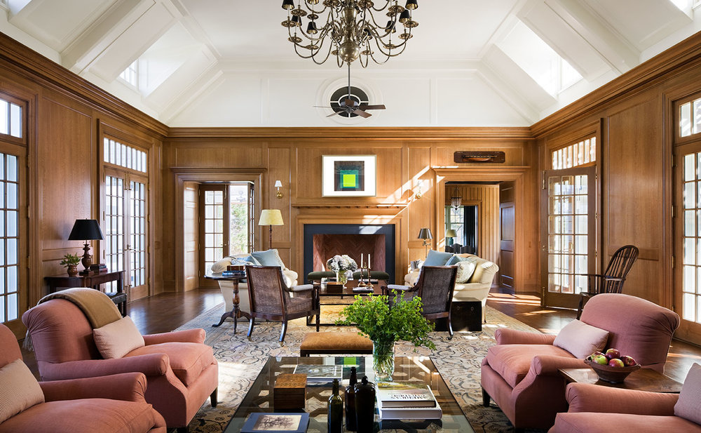 """A New Residenece - West Tisbury"" by Ferguson & Shamamian Architects - Residential Over 5,000 SF"