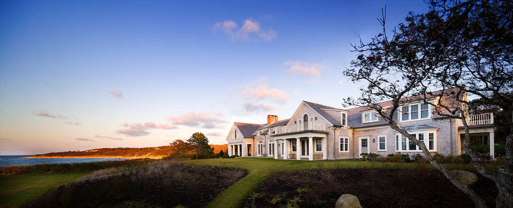 """A New Residence - West Tisbury"" by Ferguson & Shamamian Architects - Residential Over 5,000 SF"