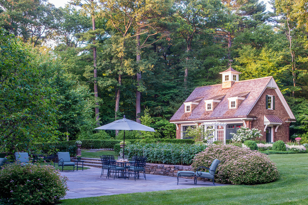 """Country Gentleman's Estate"" by Gregory Lombardi Design - Landscape Architecture"
