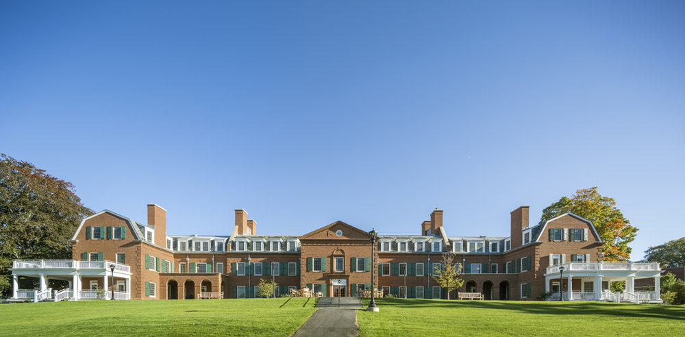 "Institutional - Robert A.M. Stern Architects ""Flinn Hall, Edelman Hall, and Redlich Hall"""
