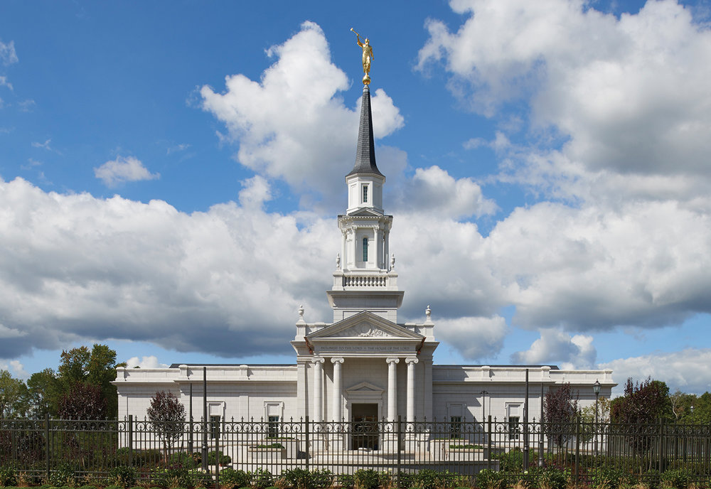 "Ecclesiastic - FFKR Architects ""Hartford Connecticut Temple"""