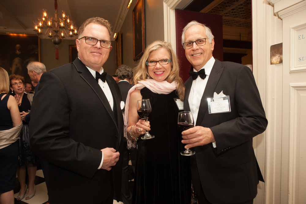 oe Valentino, Karen Tausendfreund, Richard Krysiak