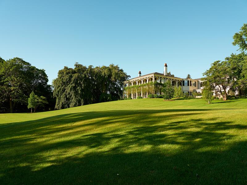 """LeBlanc Jones Landscape Architects, Inc. for """"John L. Gardner Estate"""" - LANDSCAPE ARCHITECTURE  Photo: Millicent Harvey"""