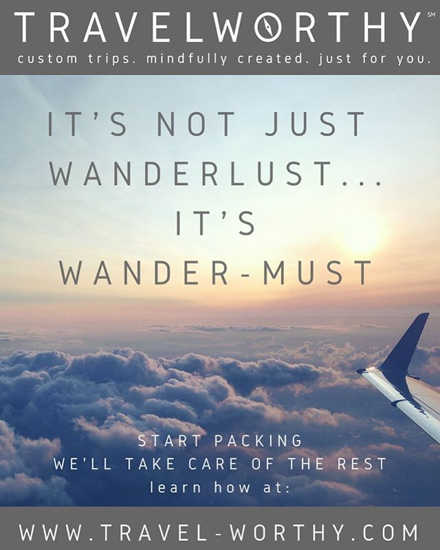 New Year means new destinations await! Where are you headed in 2018? We'll make sure you get there! #wheretowednesday #letthetriptakeyou #travelworthy #wanderlust #vacation #travel #travelgram