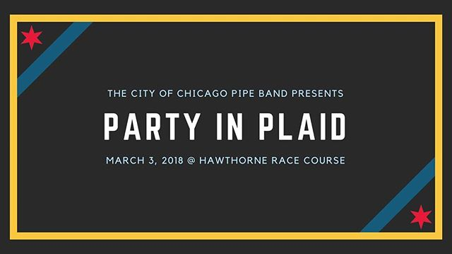 EXCITING ANNOUNCEMENT! Travelworthy is the official travel planner of the @chicagopipeband  City of Chicago Pipe Band (COCPB) for their upcoming trip to the World Championships in Scotland this August!! You can catch them perform in Chicago at their Party in Plaid on March 3rd. Get your tickets today and kick off the St. Patrick's Day season by supporting the COCPB on their journey to Worlds! https://buff.ly/2FlUtgp #travelworthy #letthetriptakeyou #letthepipesanddrumstakeyou #partyinplaid #COCPB #chicago #flyawayfriday