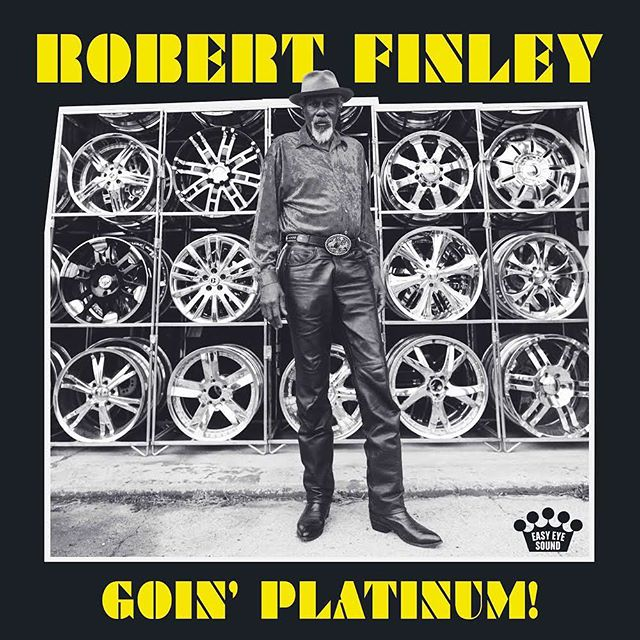 Robert Finley's album GOIN' PLATINUM is out TODAY on @EasyEyeSound // co-written & produced by #DanAuerbach **LINK IN BIO TO PREORDER**