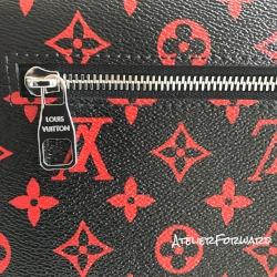 Pochette Metis rear zipper