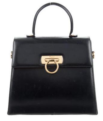 Ferragamo Top Handle Bag