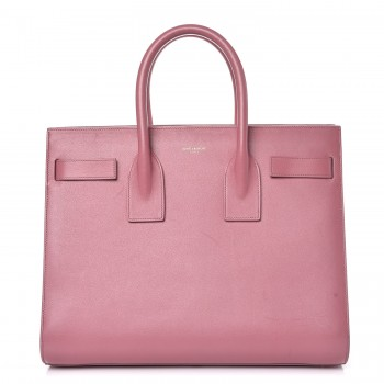 YSL Saint Laurent Small Sac De Jour Dark Rose