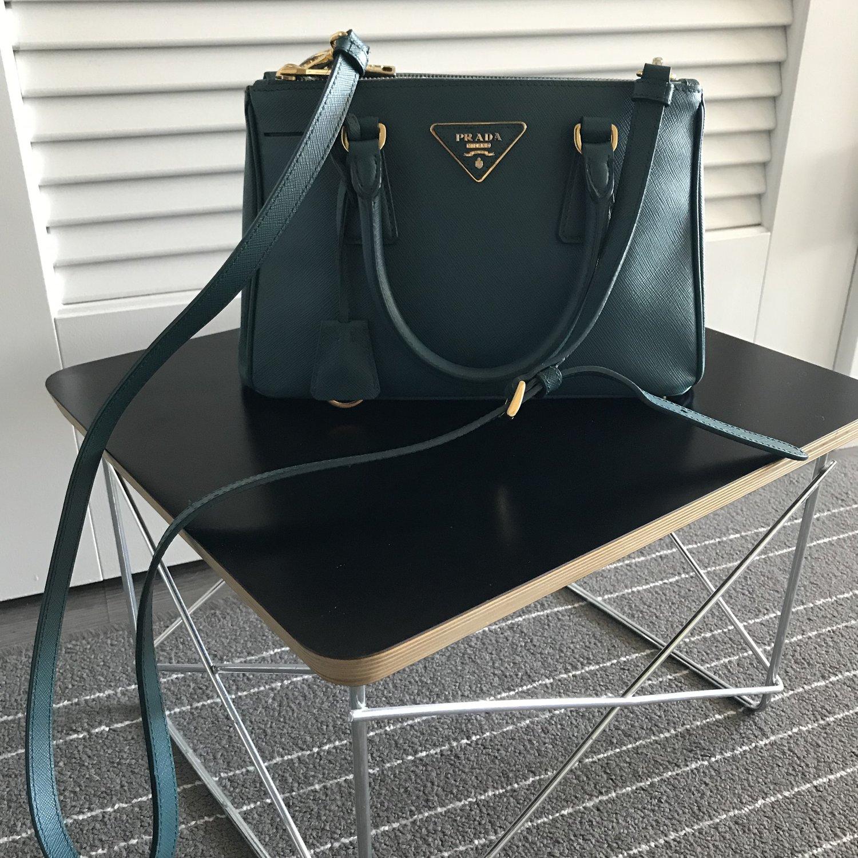 715101f0459f Enduring Appeal of the Prada Galleria Saffiano Lux — AtelierForward