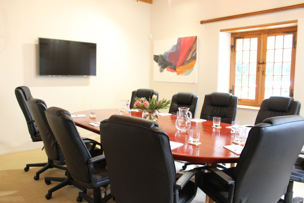 The Business Wing: The Boardroom