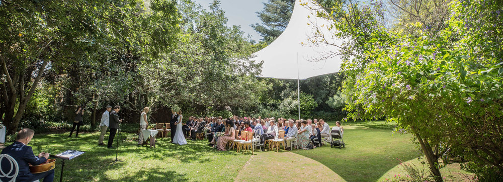 Boutique Weddings    in the heart of Joburg