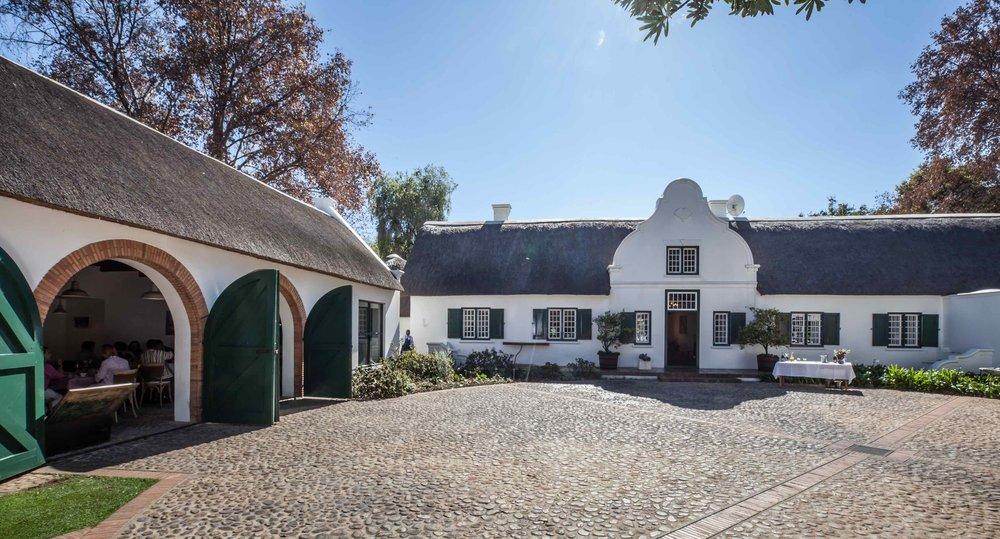 The House & The Barn